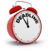 We will meet your deadline at all cost!